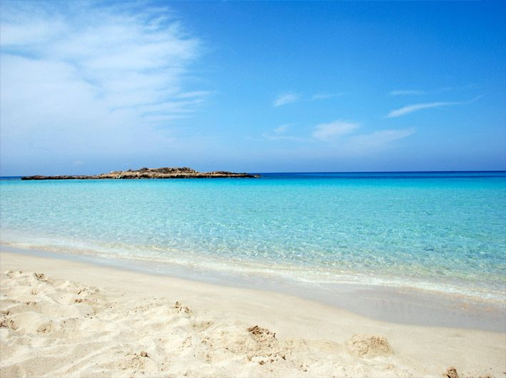 Favourite place on earth - Fig Tree Bay, Cyprus