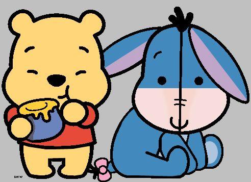 pooh cuties - Google Search