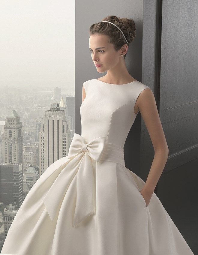 Rosa Clara Gown available from Y.A.P Bridal Boutique, Newcastle…