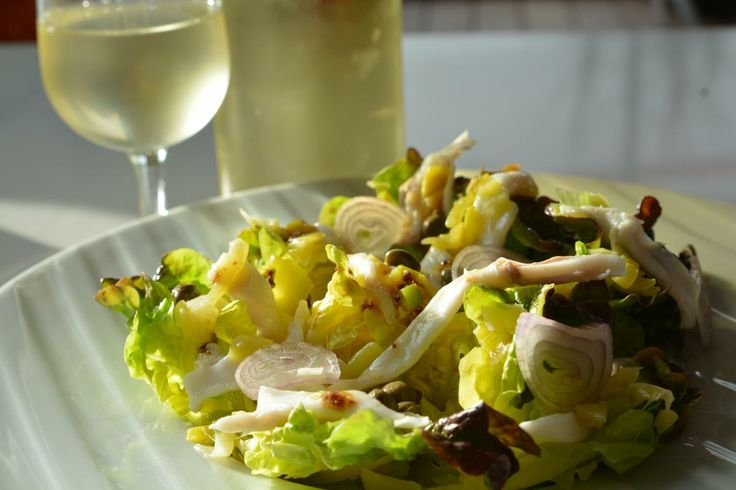Salade de raie - www.vindepayscharentais.fr