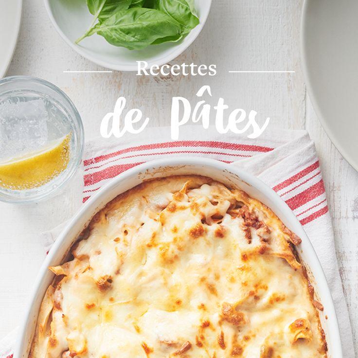 Les soirs de semaine, un bon plat de pâtes maison est toujours gagnant! Des recettes classiques italiennes que nous nous réinventons chaque saison.