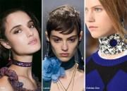 Spring/ Summer 2016 Jewelry Trends: Chokers