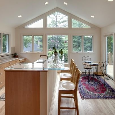 Triangle Window Design Ideas, Pictures, Remodel, And Decor