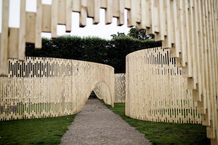 trælameller pavilion - Google-søgning