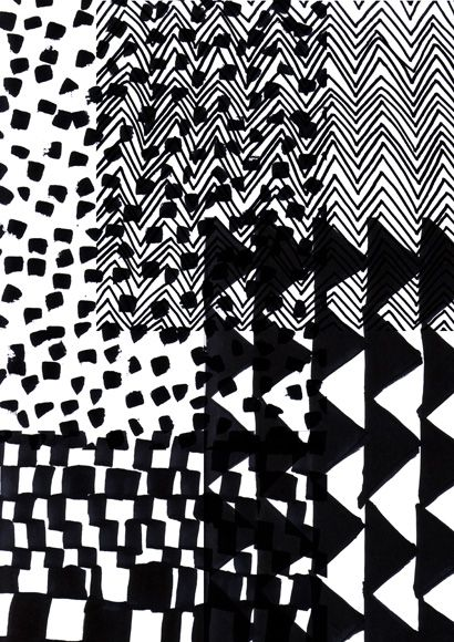 best 25 black white pattern ideas on black
