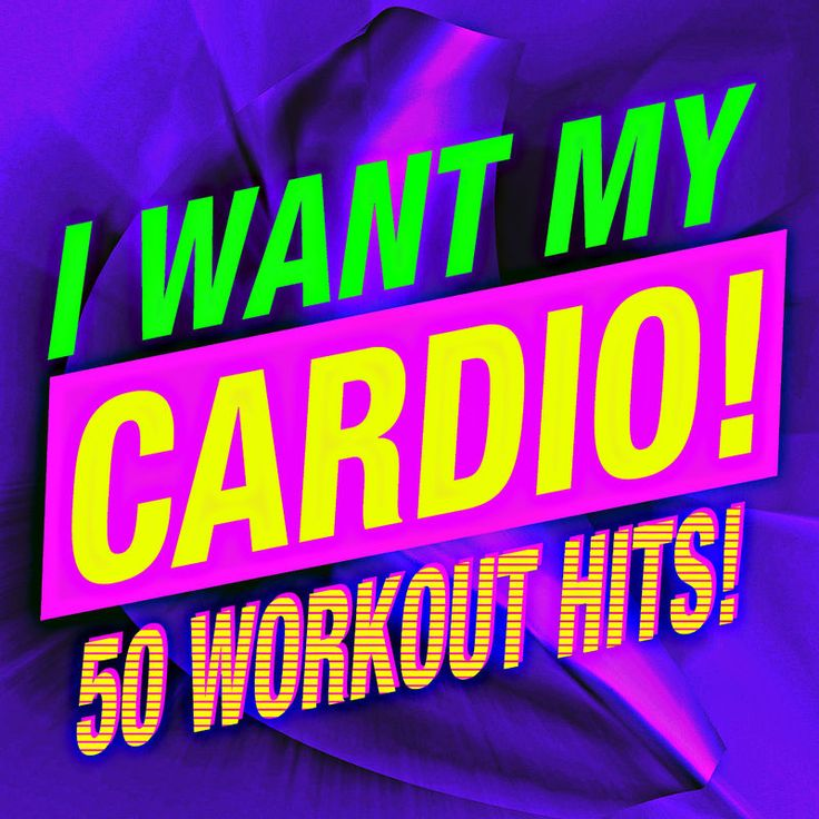 I Want My Cardio! 50 Workout Hits! by Workout Buddy