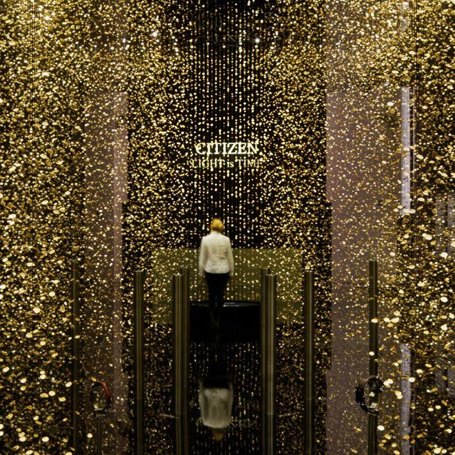 シチズン時計が「Milano Design Award 2014」で史上初の2冠を獲得したインスタレーション「LIGHT is TIME」