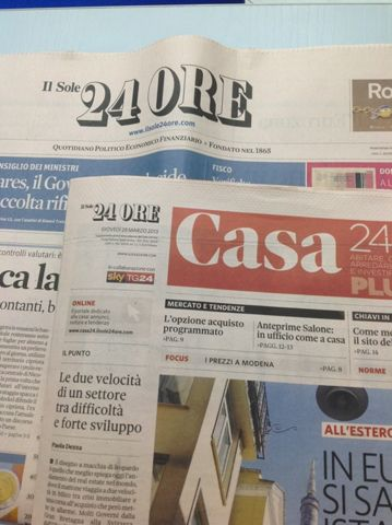 Il Sole 24 Ore e Casa Plus 24 Intervista a Pietro Scano sull'Acquisto Programmato http://www.banchedati.ilsole24ore.com/doc.get?uid=sole-SS20130328009ACA