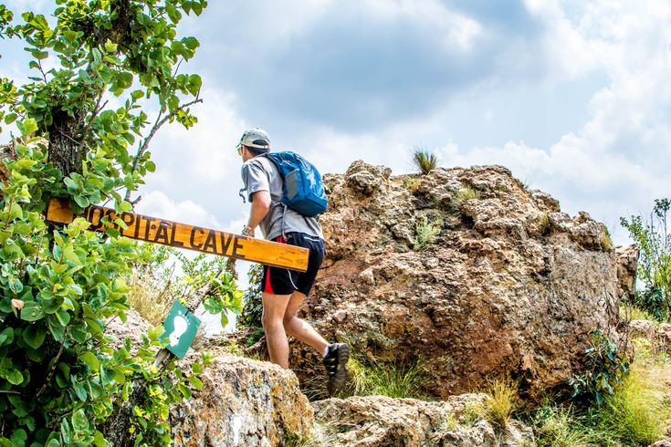 Get out of Johannesburg and say hello to the great outdoors. Drive 40 minutes in the direction of Hartbeespoort and walk one of the Hennops Hiking Trails.