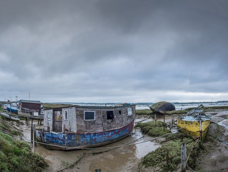 Boatyard Muds by Nigel Lomas on 500px