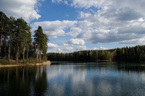 Kuivajärvi Tammela Finland