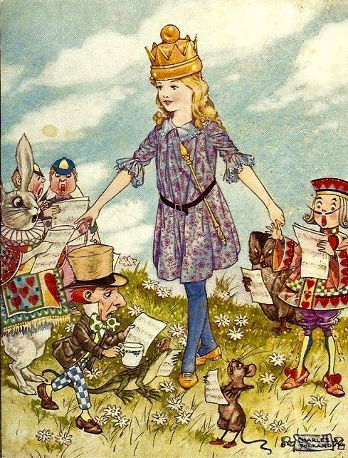 the fairy tales of lewis carroll and charles lutwidge dodgson Lewis carroll, born charles lutwidge dodgson, wrote stories of a  although  commonly thought to be fantasy or fairy-tales, the stories of alice's trips to.