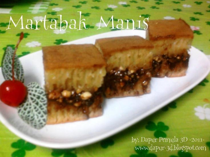 Martabak Manis (tanpa ragi)