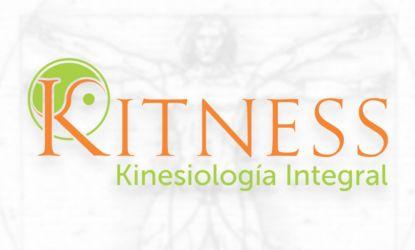 Isologotipo KITNESS | Centro de Kinesiologia