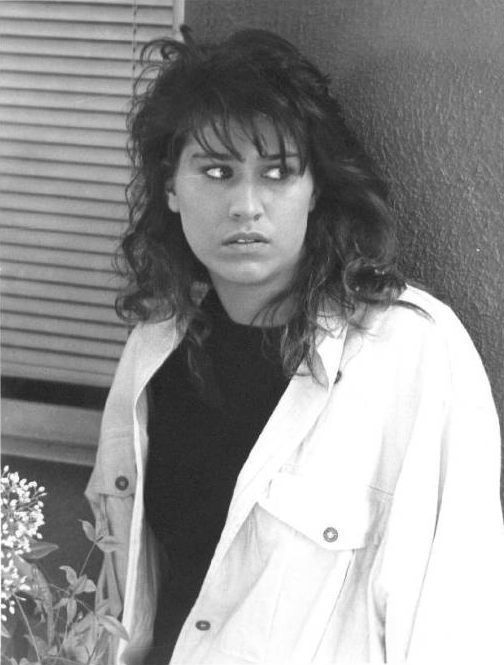 Nancy Mckeon - gorgeous 80s hair