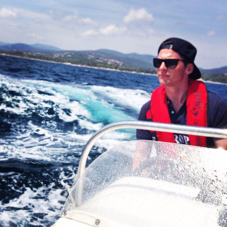 Power Boating in St Tropez