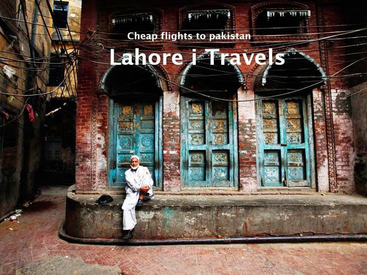 cheap flights travels to lahore