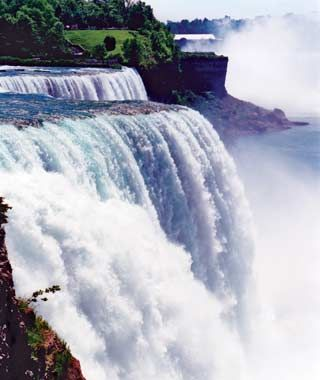 Niagra Falls.......loved visiting here as a kid
