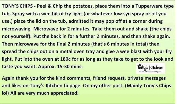 Tony's chips