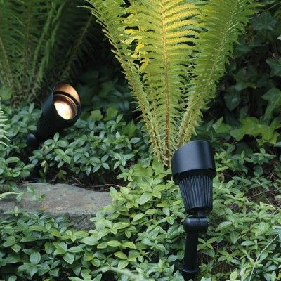 Garden Lighting Ideas. Create designer landscape lighting in your garden with NO electrician and NO wiring required. It could not be easier with our Plug & Play Garden Spotlight Lights. View the range here - http://www.totalwarehouse.co.uk/categories/Outdoor-%26-Garden-Lighting/12V-Plug-%26-Play-Garden-Lights/