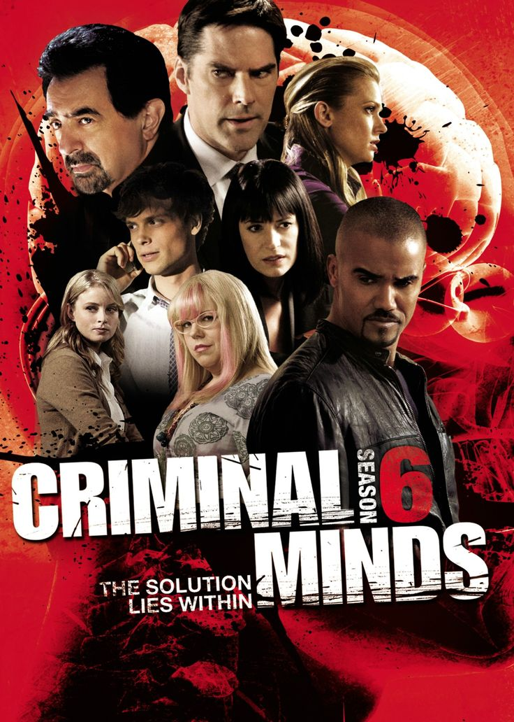Criminal Minds (2005– ) - Stars: Shemar Moore, Matthew Gray Gubler, Thomas Gibson. - The cases of the BAU, an elite group of profilers who analyze the nation's most dangerous criminal minds in an effort to anticipate their next moves before they strike again. - CRIME / DRAMA / MYSTERY