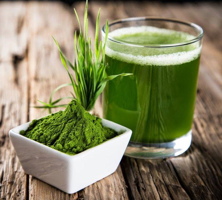 BeautyAdvisor: Młody zielony jęcznień- cudowna trawa