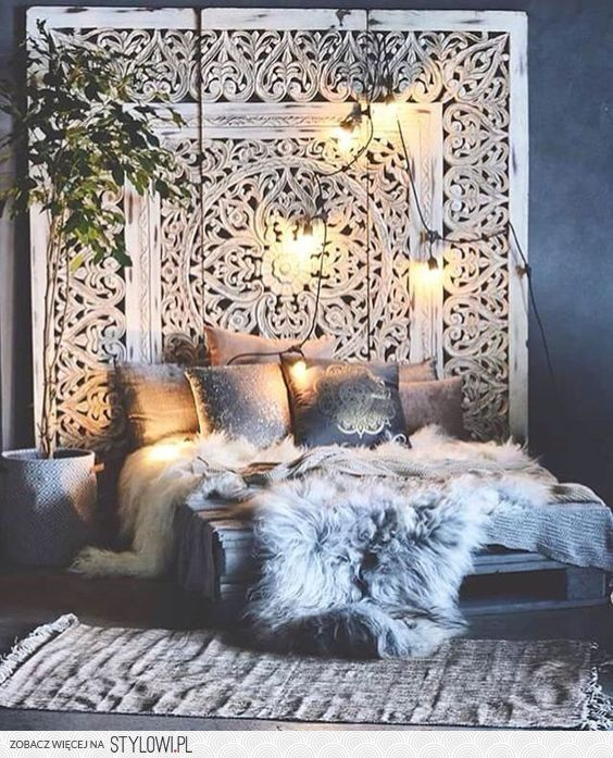 Gorgeous bedroom inspiration!