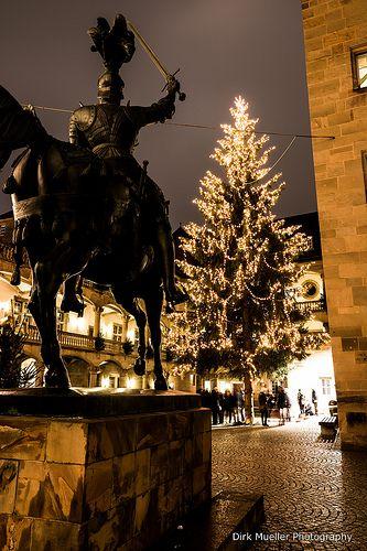 Ein Bild vom Photowalk über den Weihnachtsmarkt Stuttgart http://www.dirk-mueller-photography.com