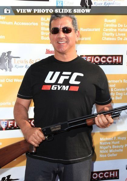 Bruce Buffer net worth - 2 Million bucks!