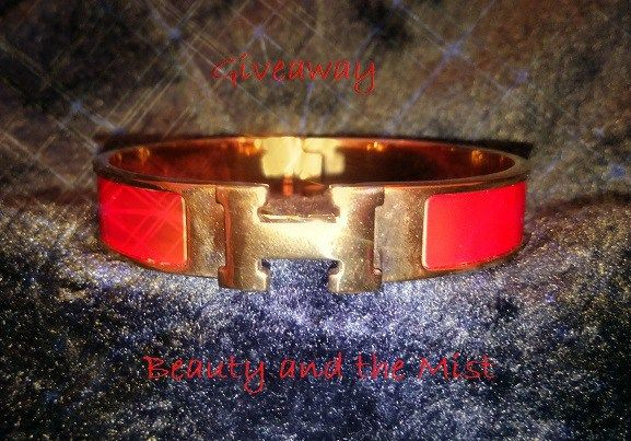 Christmas Giveaway with Hermes Replica Bracelet (international)