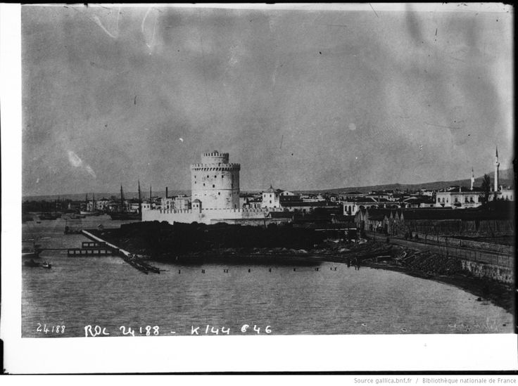 Salonique [vue du port] : [photographie de presse] / [Agence Rol]