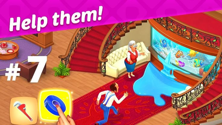 Homescapes mobile games video game android games