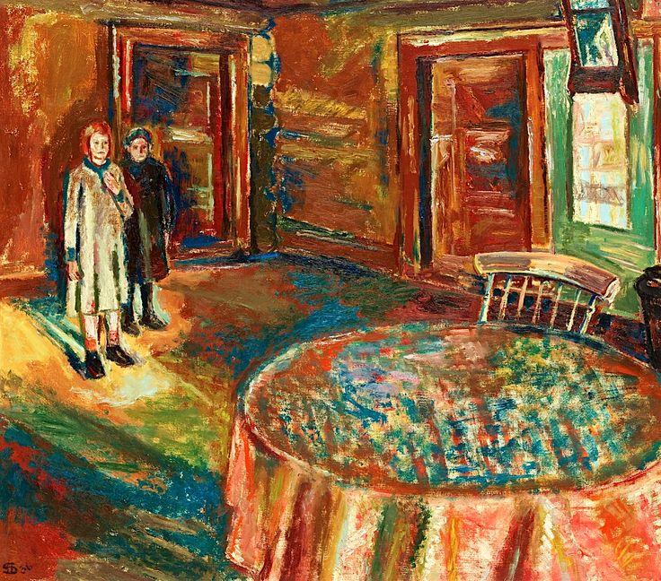 Henrik Sörensen, Girls In A Interior (From Lom)