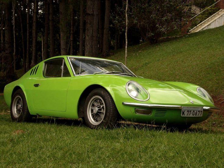 Puma GTE 1973-75