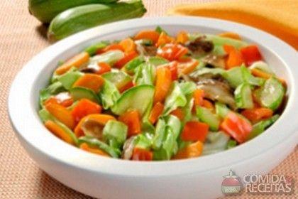 Receita de Legumes na manteiga em receitas de legumes e verduras, veja essa e outras receitas aqui!