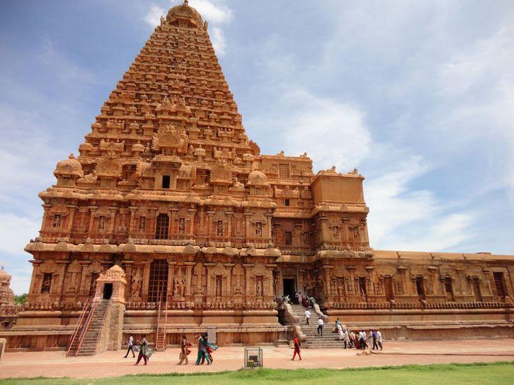 Brihadisvara Temple, Thanjavur,Tamil Nadu   India   Chola ...