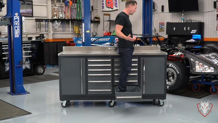 Pin On Dragonfire Tools Workbenches With Tool Storage