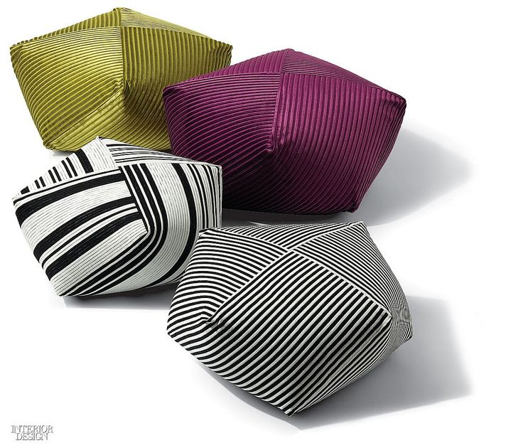 Missoni Home Cordula Easy Chair: 208 Best Images About Seating: Stools, Pouffs & Ottomans