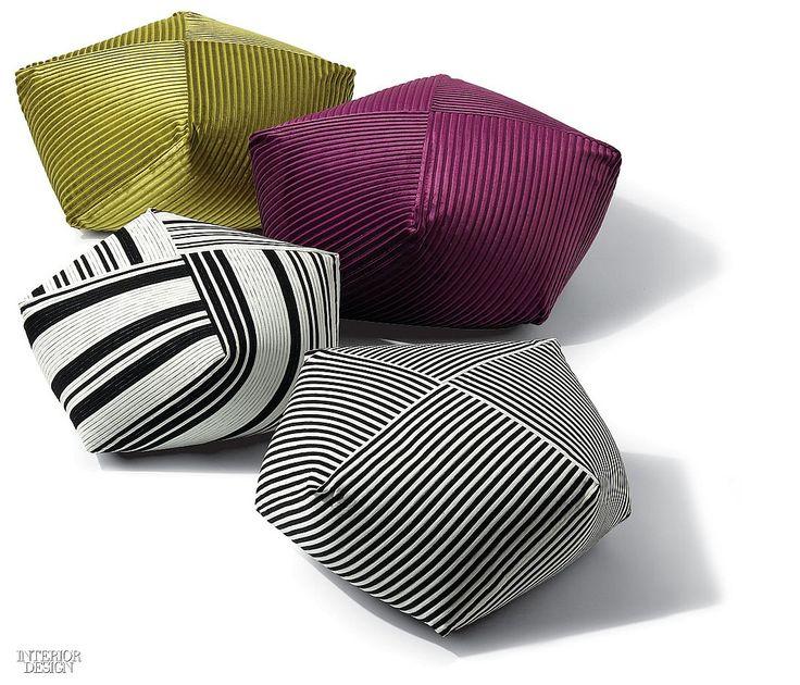 Diamond by Rosita Missoni for MissoniHome   Interior Design   #seating