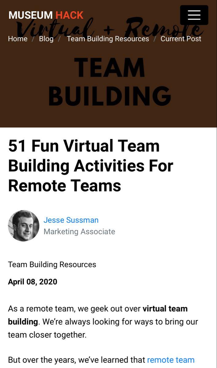 37 Best Virtual Team Building Activities In 2021 Ranked Leadership Development Activities Fun Team Building Activities Team Building Activities