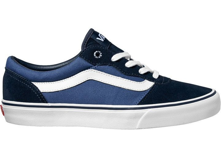 Vans Dark Blue White