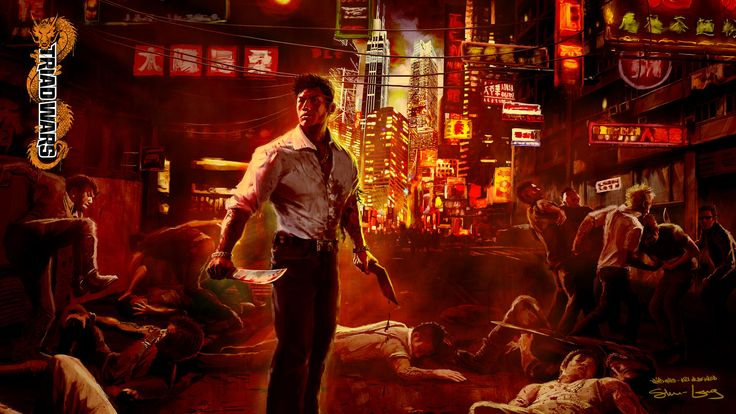 Hong Kong Underworld is ruthless in this Triad Wars trailer