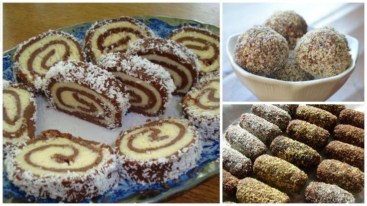 7 sütés nélküli fenséges édesség! A hét minden napjára 1!