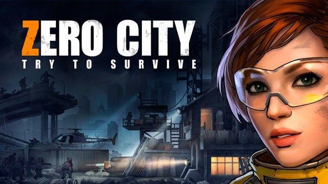 Zero City Zombie Shelter Survival V1 0 0 Apk Mod Alto Dano Com