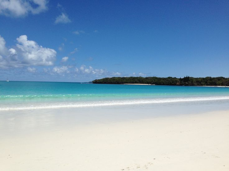 1 week Itinerary in New Caledonia