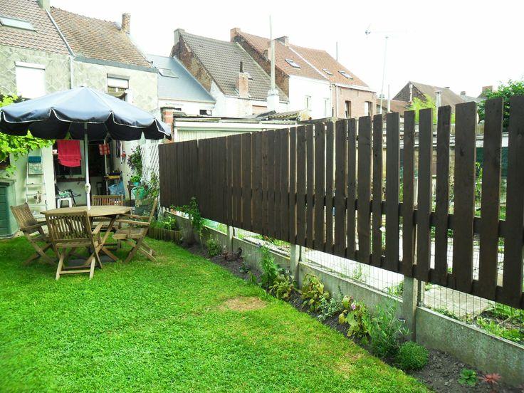 Plus De 1000 Id Es Propos De Pallet Fences Sur Pinterest Cl Ture De Palette En Bois