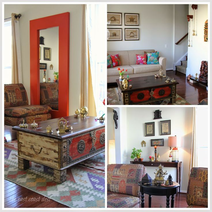 Global eclectic decor