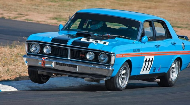 1971 XY Ford Falcon 351 GT