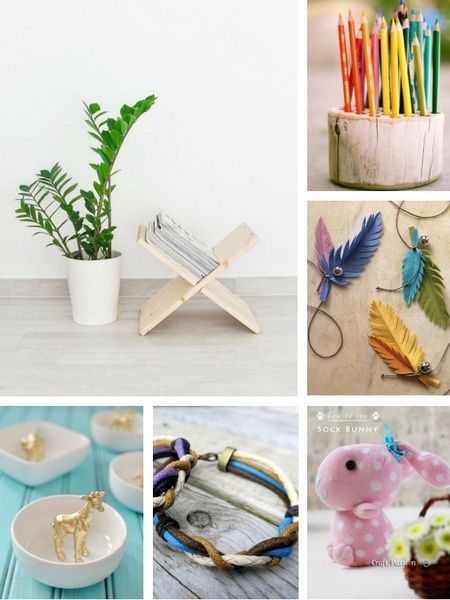 Gift Guide: 75 DIY Gifts