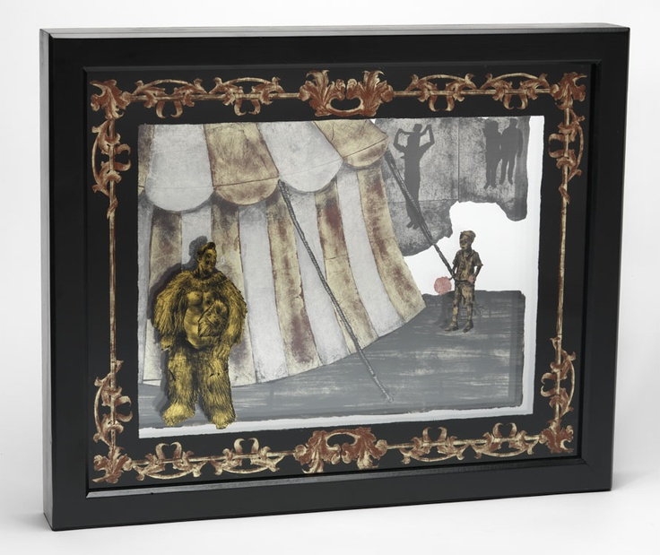 Shadowbox Drawings etched in 22 K Gold Leaf and oil painted in reverse on glass (verre eglomise) by Carrie Battista....see more at carriebattista.com: Drawings Etchings, Oil Paintings, Shadowbox Drawings, Verr Eglomis